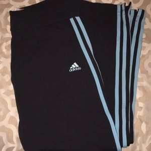 Adidas workout pants Medium